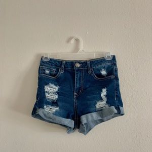 High Rise Shorts from Pacsun!